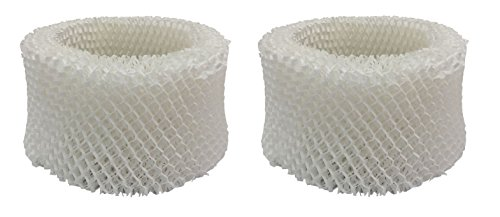 (2-Pack) HWF-62 Humidifier Filter Wick for H62 HWF62 Holmes Cool Mist