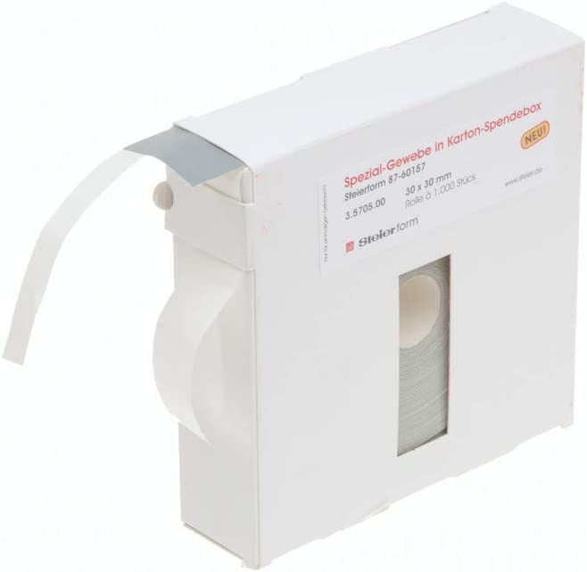 Steier 3570500 adhesivos gris: Stark haftendes especial de tejido ...