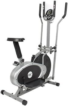 Elliptical Bike Exercise Fitness Machine
