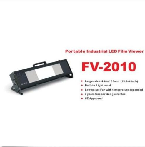 WunTai FV-2010 LED Film Viewer for X Ray Flaw Detector Detecting CE Certificate by YJINGRUI