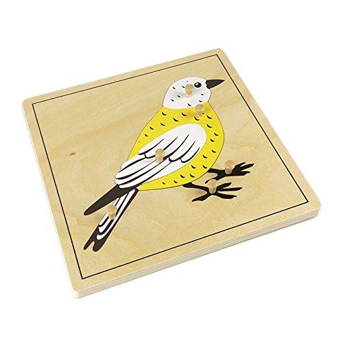 Montessori Bird Puzzle