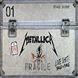 Live Sh*T-Binge & Purge - USA (3 CD set plus NTSC format video) by Metallica (1993-10-22)