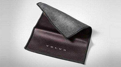 Genuine Volvo Microfiber Polishing Cloth for Digital Displays