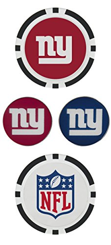 Team Effort NFL Ball Marker Set