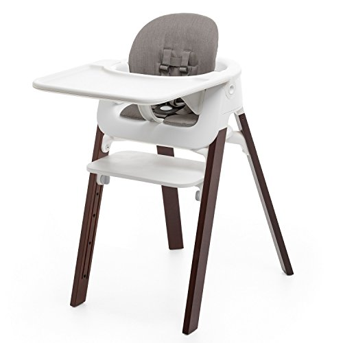 Stokke Steps Bundle (Walnut/Greige)