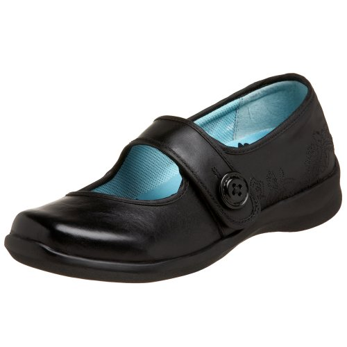 Aetrex Women's Lucy Mary Jane,Black,10.5 M US