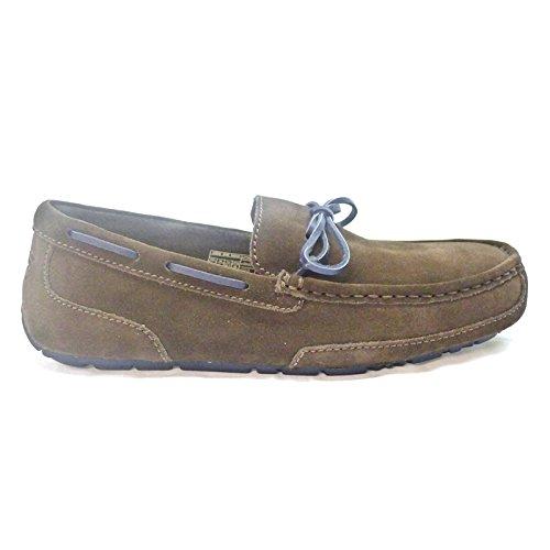 Zapatos Hombre Mocasines Naúticos UGG Chester Marron: Amazon.es: Zapatos y complementos
