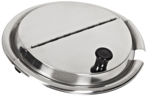 Benchmark 56751 Hinged Inset Cover, 9-1/2'' Diameter by Benchmark