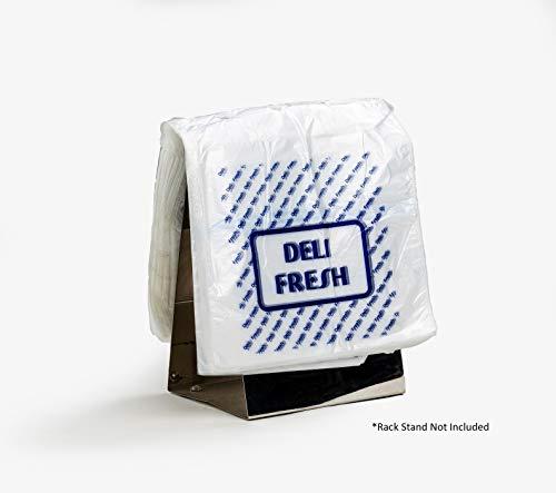 (Deli Flip Top Sandwich Meat Bags, Saddle Pack, 10
