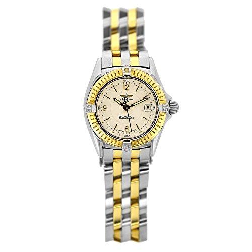 Breitling Callistino quartz womens Watch D52045 (Certified Pre-owned)