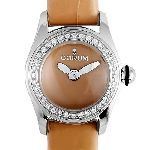 Corum Bubble Quartz Female Watch L137/03602 (Certified Pre-Owned)