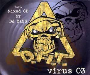 D.H.T.Virus 3 + Dht Sticker: Various, Danger Hardcore Team: Amazon.es: Música