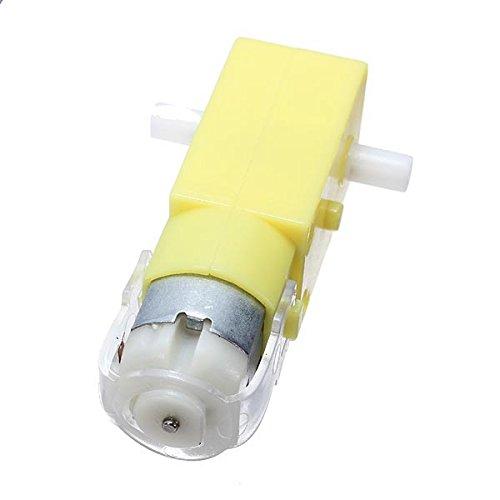 ILS - DC 3V - 6V Dual Axis Gear Motor 2 Axis TT Motor Reducer Motor For Arduino Smart Car (Motor Y-axis)