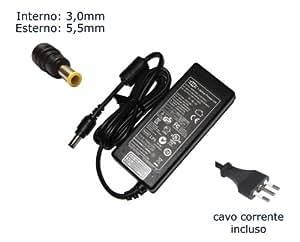 """Cargador para portátil para Samsung NP470R5E-X01AU NP470R5E-X01TR NP470R5E-X02UK NP520U4C NP520U4C A01CA-Adaptador de alimentación de corriente, netbook, portátiles adaptador de CA-""""Marca"""" Laptop Power® (12 meses de garantía)"""