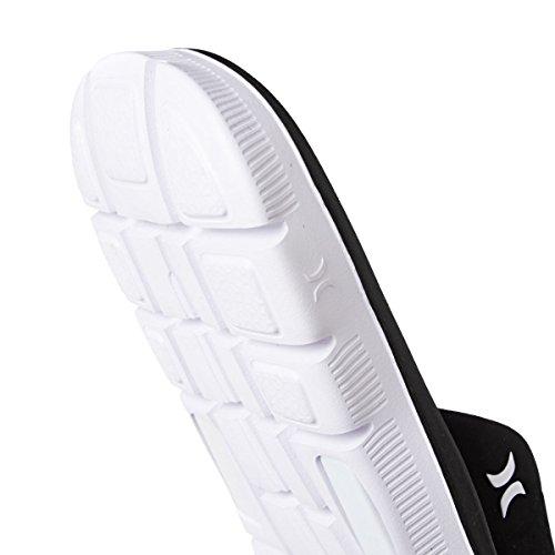 Hurley Flip Flops - Hurley Fusion Flip Flops - White