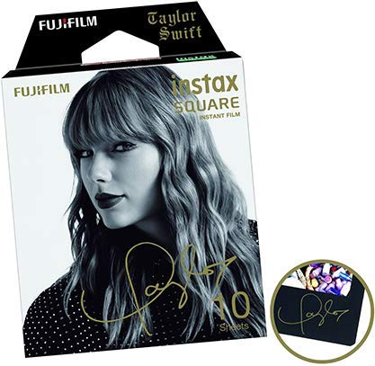 Fujifilm instax Square SQ6 Instant Film Camera (Taylor Swift Limited Edition) with Square Instant Film Bundle by Fujifilm (Image #5)