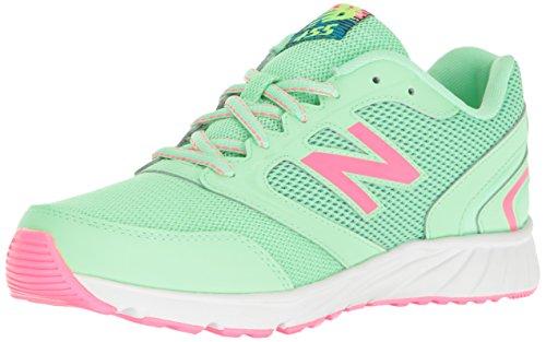 Green Girls Sneakers - 4