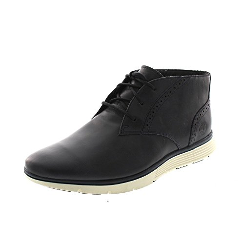 TIMBERLAND - FRANKLIN PARK CHUKKA A1L8F - black iris, Taille:EUR 44 80%OFF
