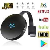 ComCenter(TM) 1080P Full HD HDMI WiFi TV Stick AnyCast DLNA Wireless Chromecast Airplay Dongle