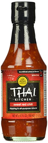 Thai Kitchen Sweet Red Chili Dipping Sauce, 6.57-Ounce (Pack of 6)