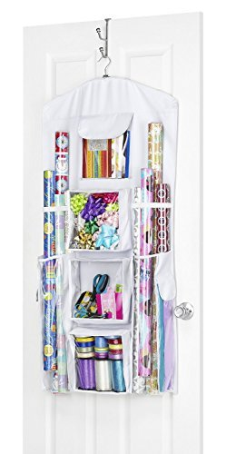 Whitmor Gift Wrap Organizer, Set Of 2