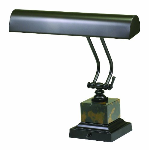 Mahogany Bronze Piano Lamp - 3