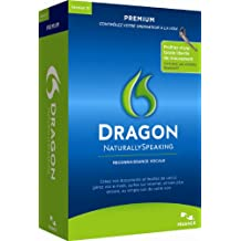 Dragon Naturally Speaking Premium 11, French Bluetooth