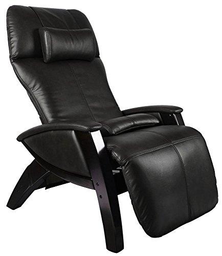 Cozzia ZG Zero Gravity Recliner - Black Synthetic Leather (AG6000)