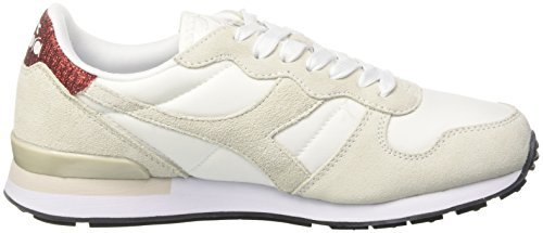 Camaro Sneaker Wn Diadora Donna Bianco 4Eqvdv