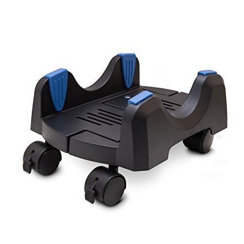 IO Crest Plastic Stand for ATX Case with Adjustable Width from 5.7