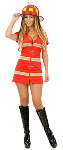 Fire Fox Red Costumes (Red Fire Fox Adult Costume - Small)