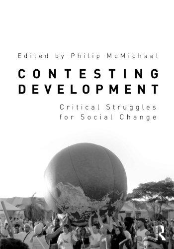 Contesting Development (Contemporary Sociological Prespectives)