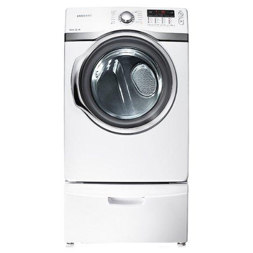 Samsung DV405ETPAWR 7.4 cu. ft. Super Capacity Front-Load Dryer (White)
