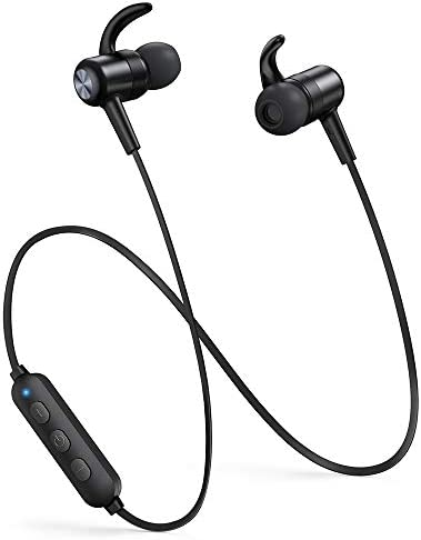 Bluetooth Headphones TaoTronics Lightweight Cancelling