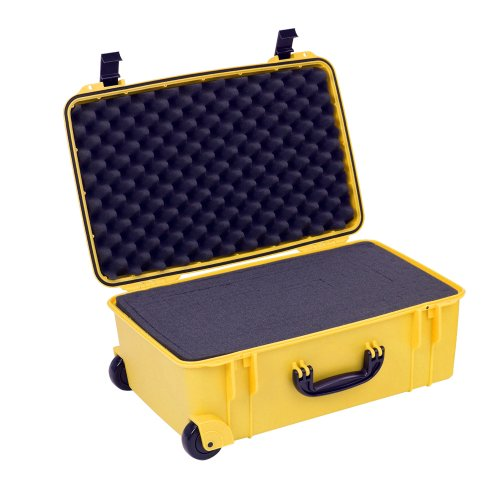 Seahorse 920F Protective Wheeled Case with Foam (Tattoo Machines Made In America)