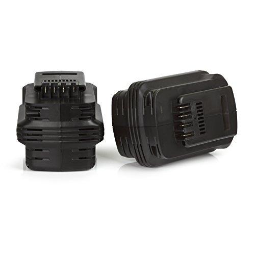 2 Pack ExpertPower 24v 2000mAh NiCd Battery for Dewalt DW0240, DW0241,  DW0242, DE0240, DE0240-XJ, DE0241, DE0242, DE0243, DE0243-XJ, DW0242-XRP,