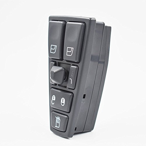 Old Driver 20752918 Master Control Window Switch 21543897 Fit For Volvo Truck FH12 FH13 FM VNL 2004 2005 2006 2007 2009 2010 2011 2012 2013 2014