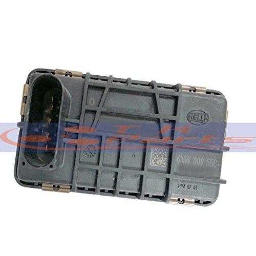 tkparts nueva G74 G-74 6 nw009550 767649 Turbo eléctrico actuador wastegate ladedruckregler para Audi Q7 4L 2.7/3.0 TDi, vwtouareg 7L 3.0 TDI Jaguar Xf 3.0 ...