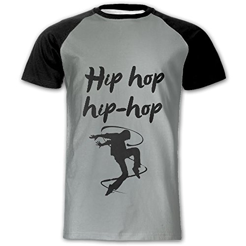 Price comparison product image JiedaohO The Men's Custom Hip Hop Leisure Short-Sleeved Men's T-shirt