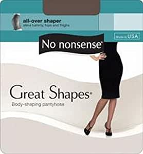Reviews of no nonsense pantyhose apologise