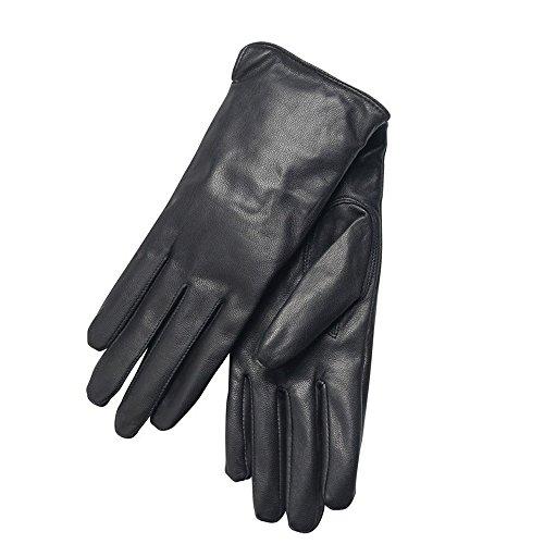(アイディー) ID レディース ゴートスキン レザーグローブ ヤギ革手袋 冬 女性用