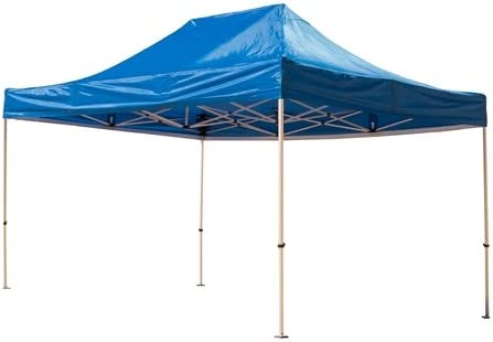 Carpas Racing - Carpa Aluminio 3x4, 5 Serie 40PRO (Azul): Amazon.es: Jardín