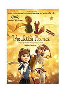 THE LITTLE PRINCE 2015 DVD