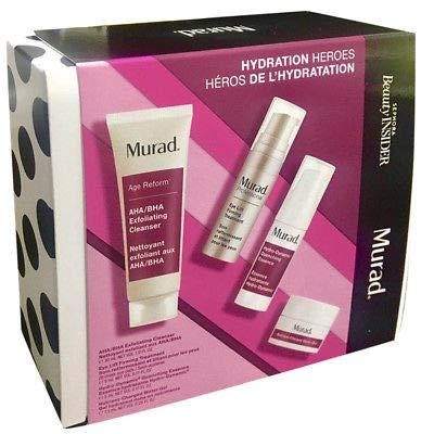 Murad Hydration Heroes Set 4PC