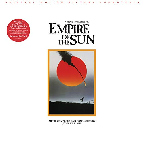 Empire Of The Sun (Original Motion Picture Soundtrack) (Red Vinyl)