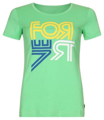 FORVERT Girls T - Camiseta para mujer Verde (Green)