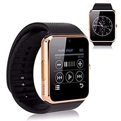 DMMDHR Bluetooth Smart Watch For Android iOS For iPhone Apple Fashion Wristband Estimated Price £34.42 -
