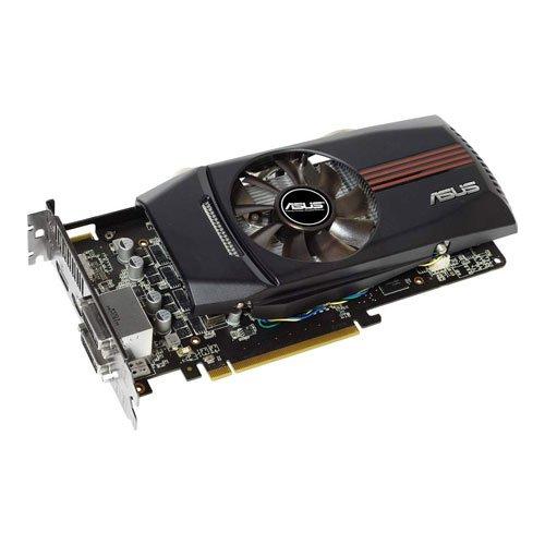 ASUS EAH6850 DC/2DIS/1GD5/V2 - AMD Radeon HD 6850 - GDDR5 1 GB Video -