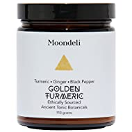 Moondeli - Organic Golden Turmeric Blend (3.98 oz / 113 g)
