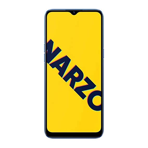 Realme Narzo 10A (So Blue, 3GB RAM, 32GB Storage)